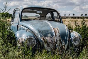 Die Berufsbilder haben sich verändert. VW Käfer aus dem Jahr 1972 (Bild: Robert Körner, http://tiny.cc/1qojay, CC BY-NC-SA 2.0)