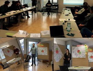 Teilnehmer beim Skill- und Themenseminar des Landesverbandes (Foto: privat)