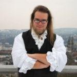 Stephan Oltmanns ist neuer Finanzer im AStA Wuppertal (foto: privat).